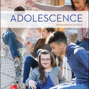Test Bank for Adolescence 17th Edition Santrock
