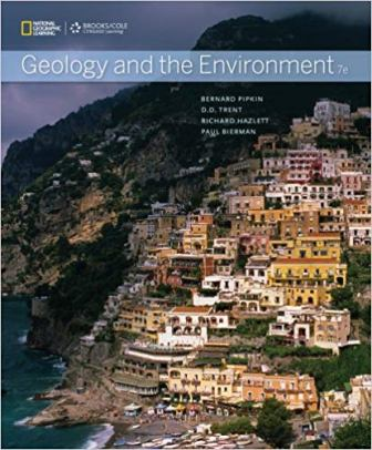 Test Bank for Geology and the Environment