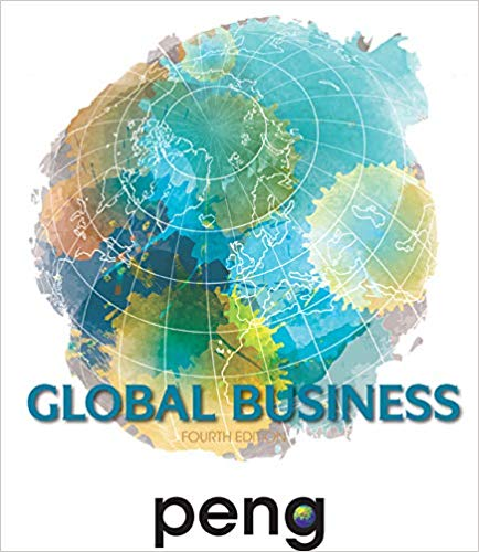Solution Manual for Global Business