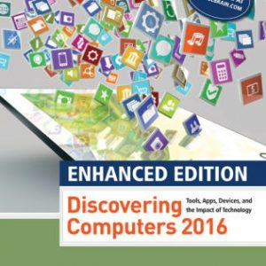 Test Bank for Enhanced Discovering Computers 2017