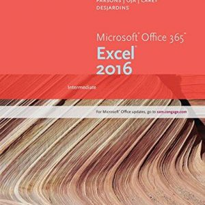 Test Bank for New Perspectives Microsoft Office 365 & Excel 2016: Intermediate 1st Edition by Parsons