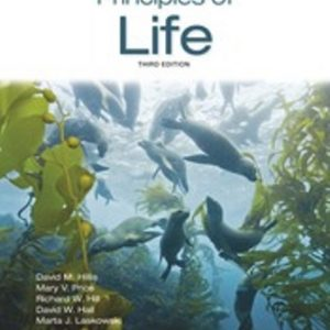 Test Bank for Principles of Life 3rd Edition Hillis ISBN-10: 1319017711