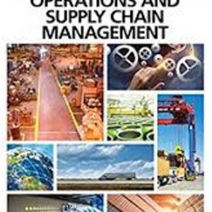 Solution Manual for Operations and Supply Chain Management 1st Edition Collier