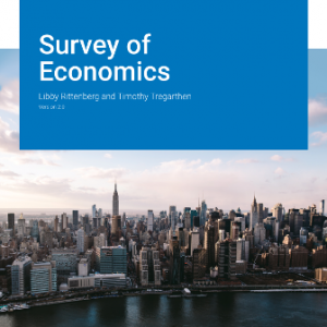 Solution Manual for Survey of Economics