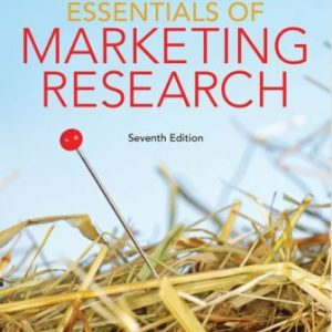 Solution Manual for Essentials of Marketing Research 7th Edition Babin