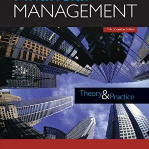 Test Bank for Financial Management Theory and Practice