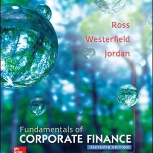 Test Bank for Fundamentals of Corporate Finance 11th Edition by Ross