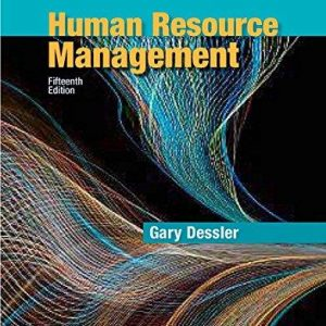 Test Bank for Human Resource Management