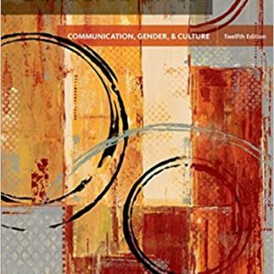 Test Bank for Gendered Lives 12th Edition by Wood