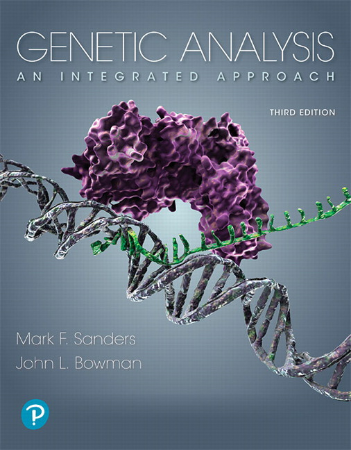 Test Bank for Genetic Analysis: An Integrated Approach 3rd Edition Sanders