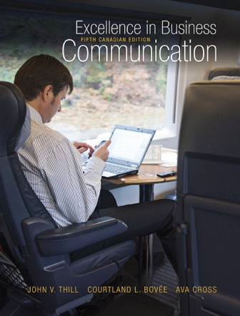 Test Bank for Excellence in Business Communication