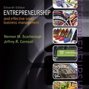 Test Bank for Entrepreneurship and Effective Small Business Management
