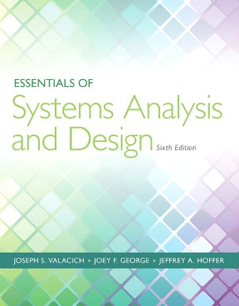 Test Bank for Essentials of Systems Analysis and Design