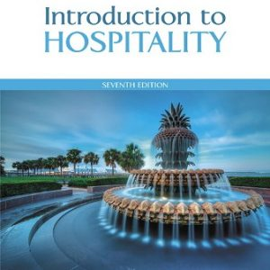 Solution Manual for Introduction to Hospitality