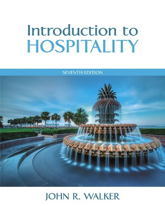 Test Bank for Introduction to Hospitality