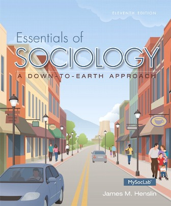 Solution Manual for Essentials of Sociology
