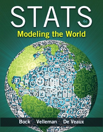 Solution Manual for Stats: Modeling the World