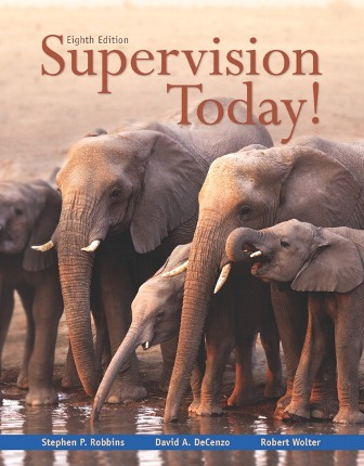 Solution Manual for Supervision Today!