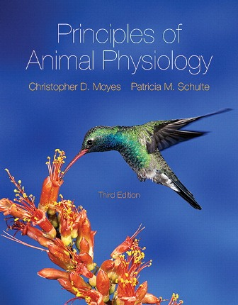 Solution Manual for Principles of Animal Physiology