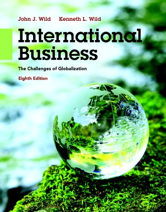 Test Bank for International Business: The Challenges of Globalization