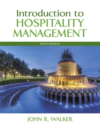 Test Bank for Introduction to Hospitality Management