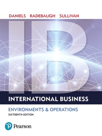 Test Bank for International Business
