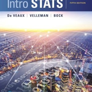 Solution Manual for Intro Stats