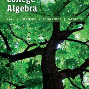 Solution Manual for College Algebra