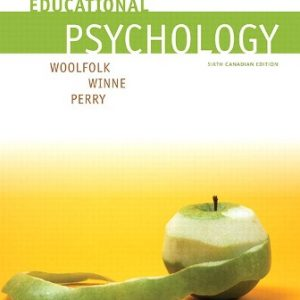 Solution Manual for Educational Psychology