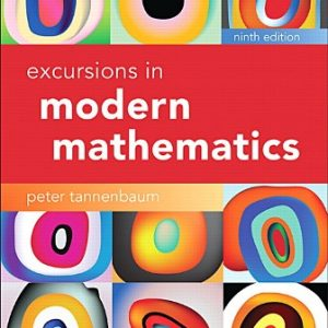 Solution Manual for Excursions in Modern Mathematics