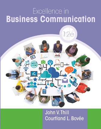 Solution Manual for Excellence in Business Communication