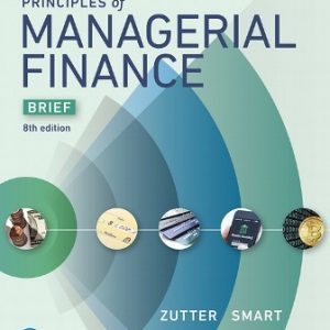 Test Bank for Principles of Managerial Finance