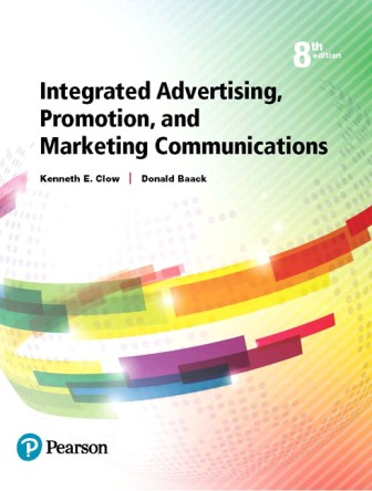 Test Bank for Integrated Advertising