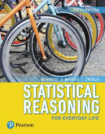 Solution Manual for Statistical Reasoning for Everyday Life