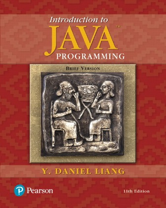 Test Bank for Introduction to Java Programming