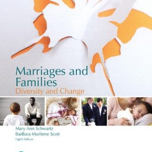 Solution Manual for Marriages and Families: Diversity and Change