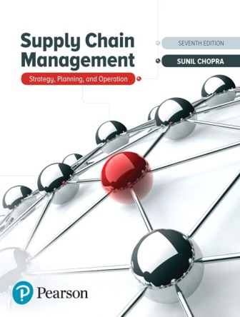 Solution Manual for Supply Chain Management