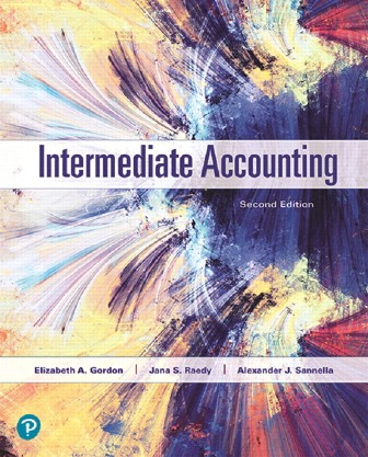 Solution Manual for Intermediate Accounting 2nd Edition Gordon