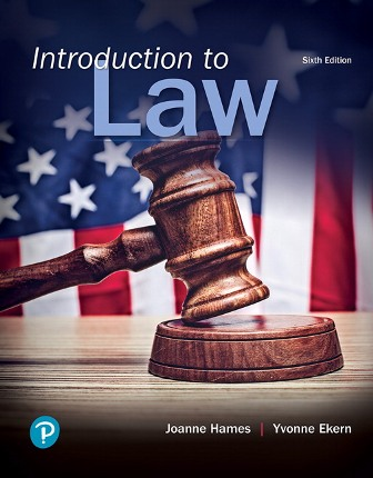 Test Bank for Introduction to Law