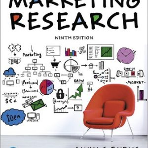 Solution Manual for Marketing Research