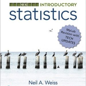 Solution Manual for Introductory Statistics