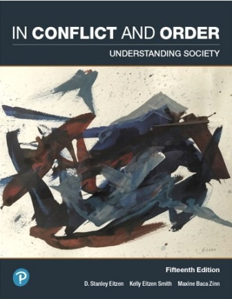 Test Bank for In Conflict and Order: Understanding Society