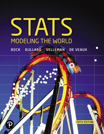 Test Bank for Stats: Modeling the World