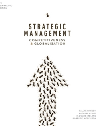 Test Bank for Strategic Management: Competitiveness and Globalisation 6th Edition