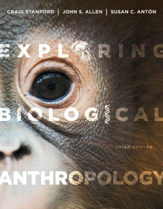 Test Bank for Exploring Biological Anthropology: The Essentials