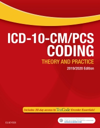 Solution Manual for ICD-10-CM/PCS Coding: Theory and Practice 2019/2020 Edition Elsevier