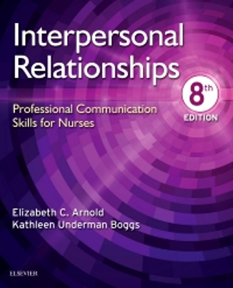 Test Bank for Interpersonal Relationships