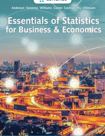 Test Bank for Essentials of Statistics for Business and Economics