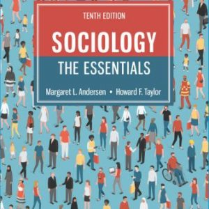 Solution Manual for Sociology: The Essentials