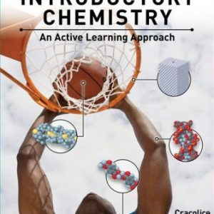 Solution Manual for Introductory Chemistry: An Active Learning Approach 7th Edition Cracolice